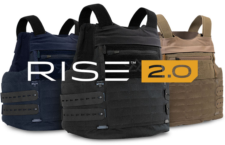 RISE 2.0 From Angel Armor